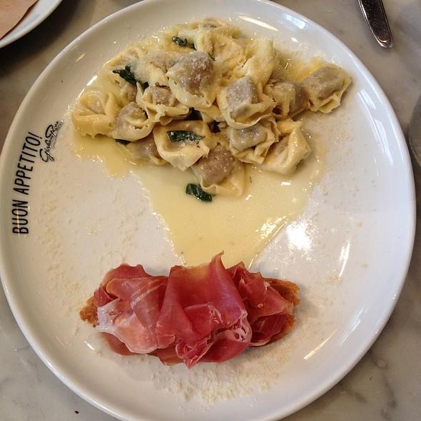 Cappelletti Al Prosciutto, Sage, Prosciutto Crostino - Giovanni Rana Pastificio & Cucina, New York, NY