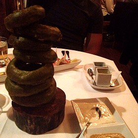 Onion Rings - Snake River Grill, Jackson Hole, WY
