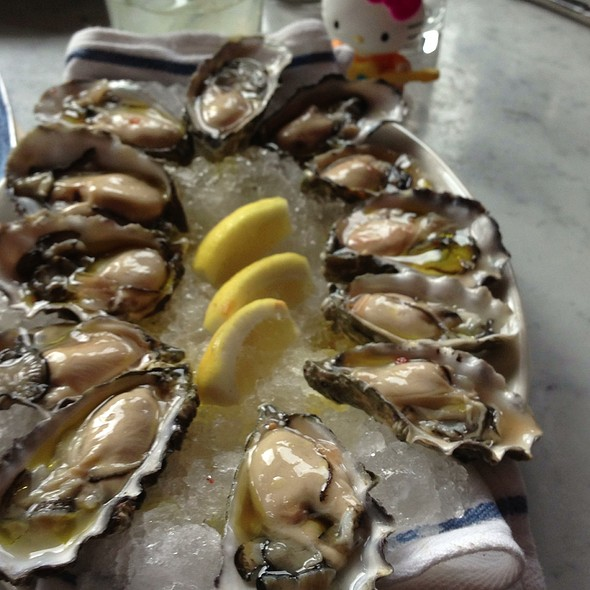 2Nd Dozen Of Oysters - Local 360 Cafe & Bar, Seattle, WA