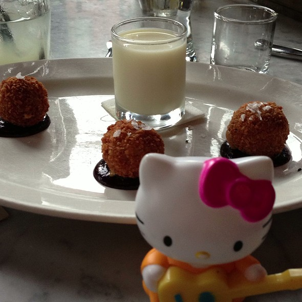 Peanut Butter Bon Bons - Local 360 Cafe & Bar, Seattle, WA