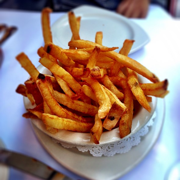 French Fries - Les Halles Park Avenue, New York, NY