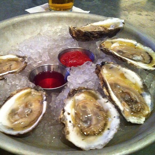 Sewansecott Oysters - Phillips Seafood, Baltimore, MD