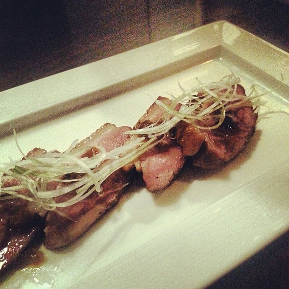 Roasted Long Island Duck Breast - Dieci, New York, NY