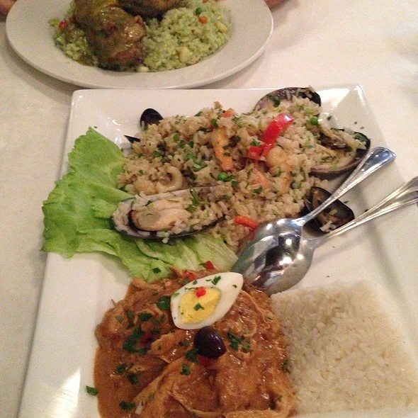 Dinner For 2 At Rios - Rio's D'Sudamerica, Chicago, IL