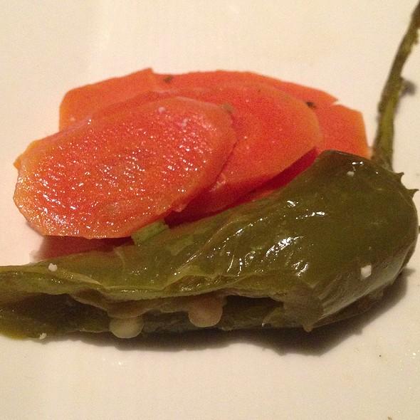 Jalapeno Pepper & Carrot - Marinitas, San Anselmo, CA