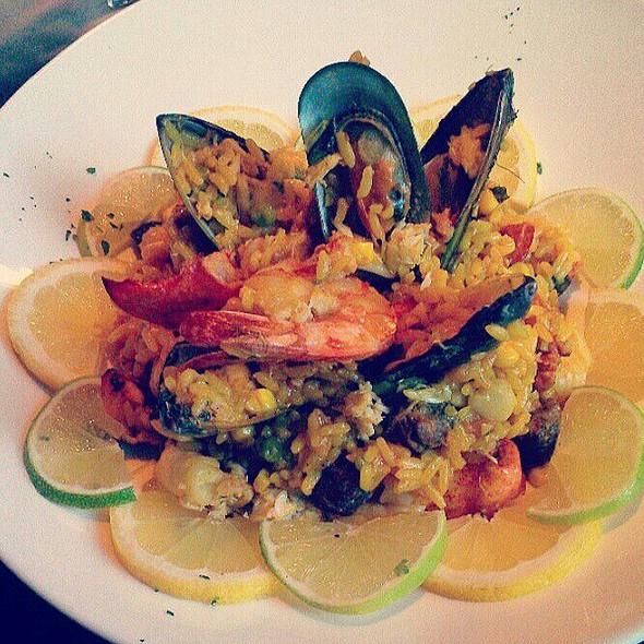 Seafood Paella - nicole's ten, Randolph, NJ
