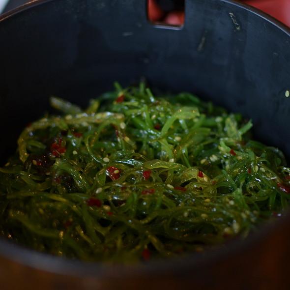 Seaweed salad - Sushi Bushido, Kapaa, HI