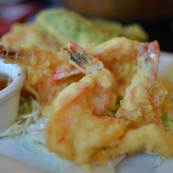 Shrimp Tempura - Sushi Bushido, Kapaa, HI