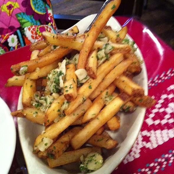 Garlic Fries - Louis' Basque Corner, Reno, NV