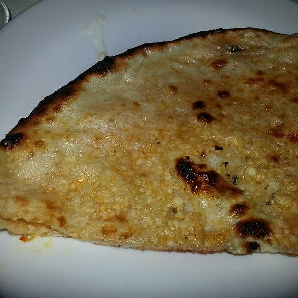 garlic naan - Tandoor & Co. Restaurant, Rego Park, NY