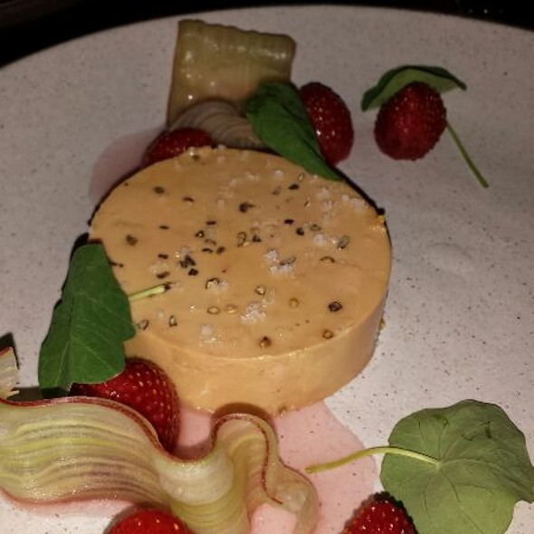 Foie Gras - The NoMad, New York, NY