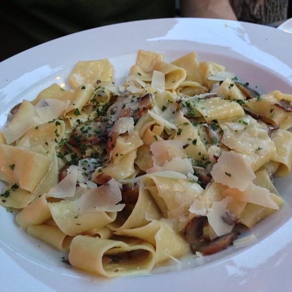 Mushroom Pasta Special - Enoteca Roma, Chicago, IL
