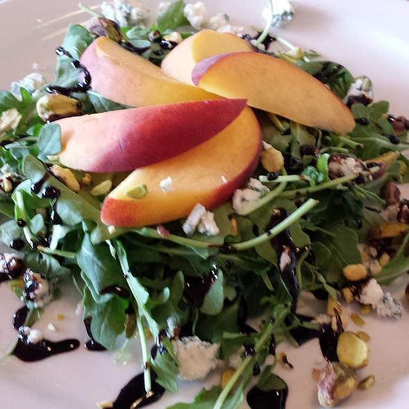 Summertime Salad - Cafe Malta, Austin, TX