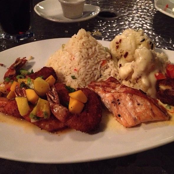 Ultimate Seafood Trio - Charley's Crab - Grand Rapids, Grand Rapids, MI