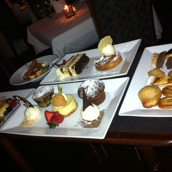Dessert Cart - Davio's - Boston, Boston, MA