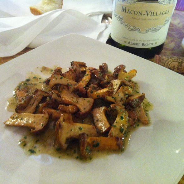 Chanterelles - The French Gourmet, San Diego, CA