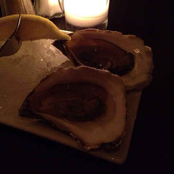 Oysters - Back Bay Social Club, Boston, MA