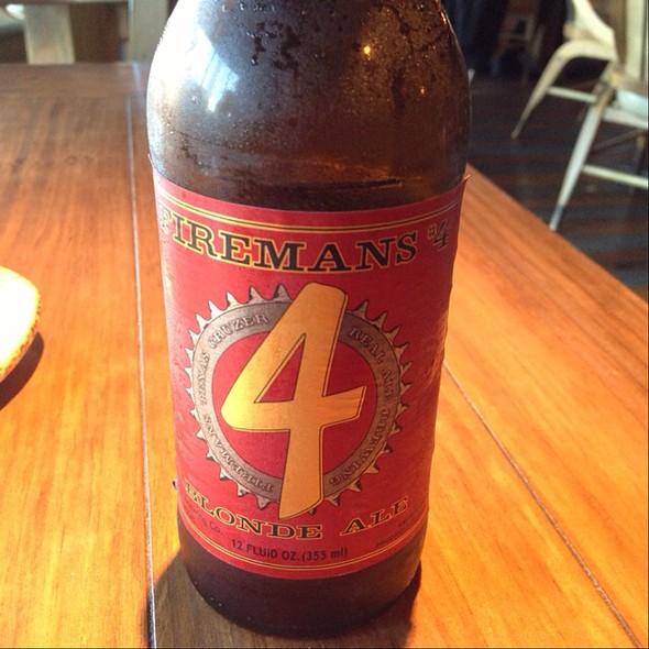 Firemans #4 Beer - Texas Spice, Dallas, TX