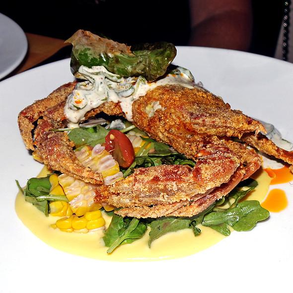 Soft Shell Crab - Market Table, New York, NY