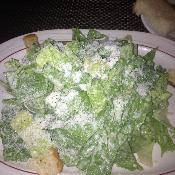 Caesar Salad - Cesare At The Beach, Clearwater, FL