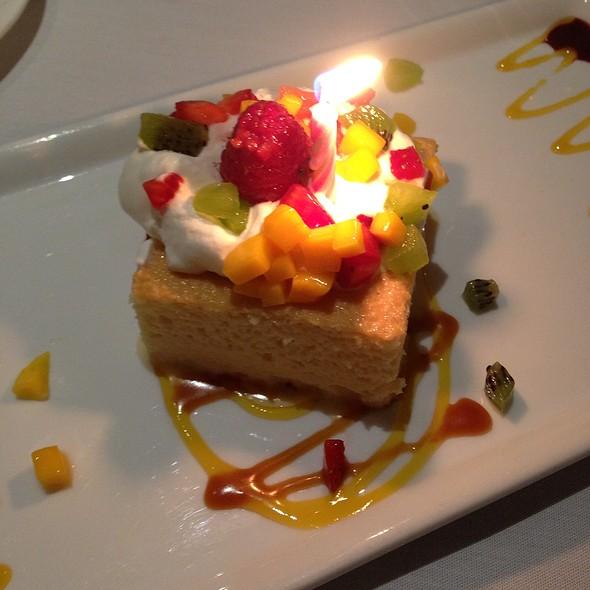 Birthday cake - Pampas Palo Alto, Palo Alto, CA