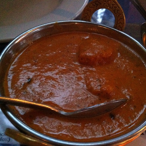 chicken tikka masala - Mount Everest Restaurant, Berkeley, CA