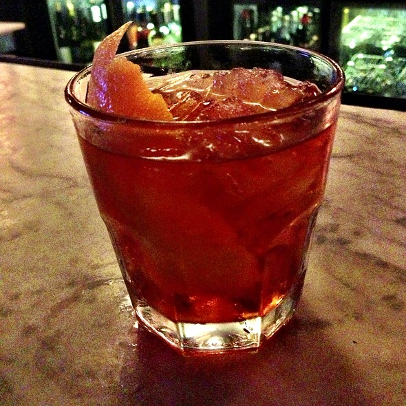 Old Fashioned - Public Kitchen and Bar, Hollywood, CA
