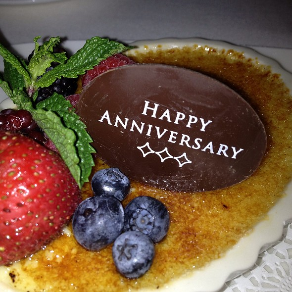 Creme Brulee - The Capital Grille - Houston, Houston, TX