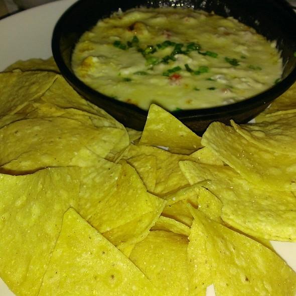 Queso Fundido - Sierra Bonita Grill, Phoenix, AZ