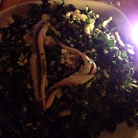 Black Kale Caesar - The Barrel Room at City Winery, New York, NY