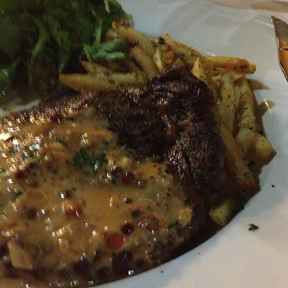 Ribeye Steak With Peppercorn Sauce  - Mannequin Pis, Olney, MD
