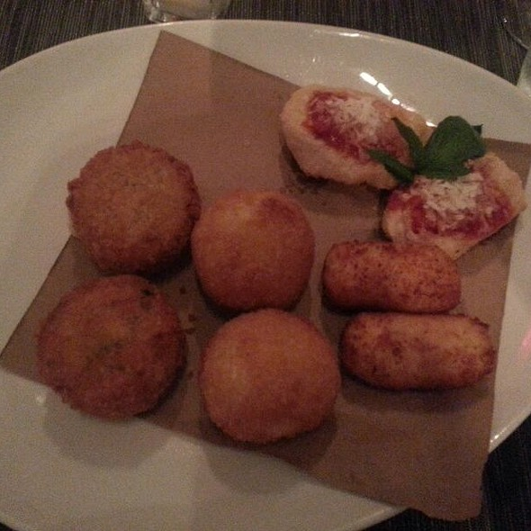 Frittura All'italiana - PizzArte, New York, NY