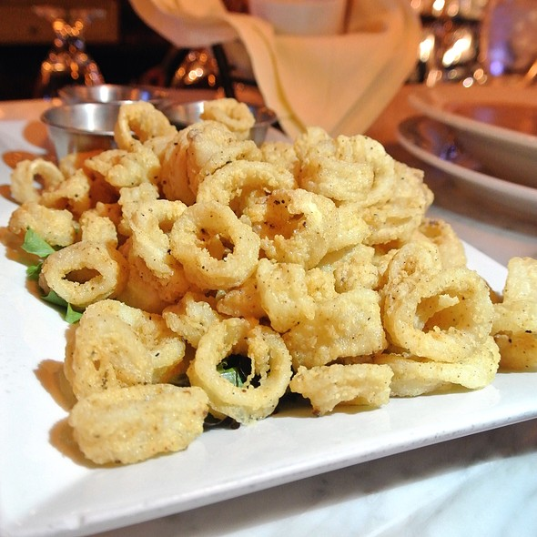 Calamari - Rose Tattoo Cafe, Philadelphia, PA