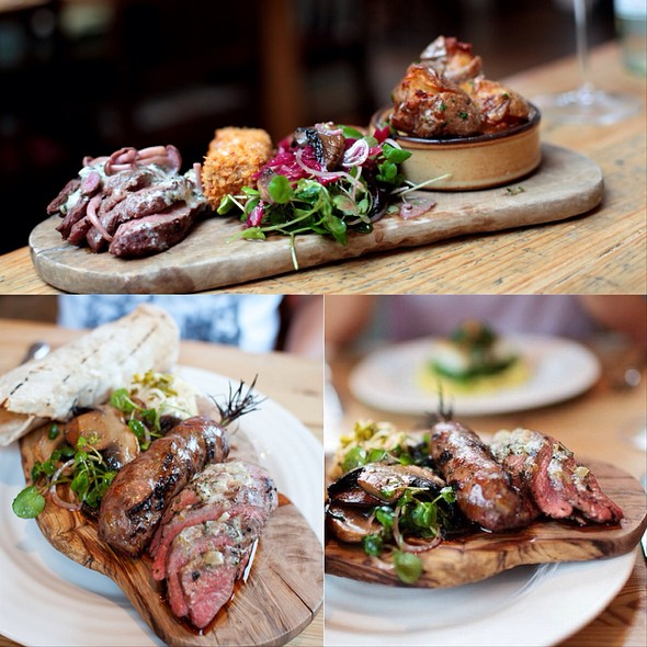 Roe Deer - Harwood Arms, London