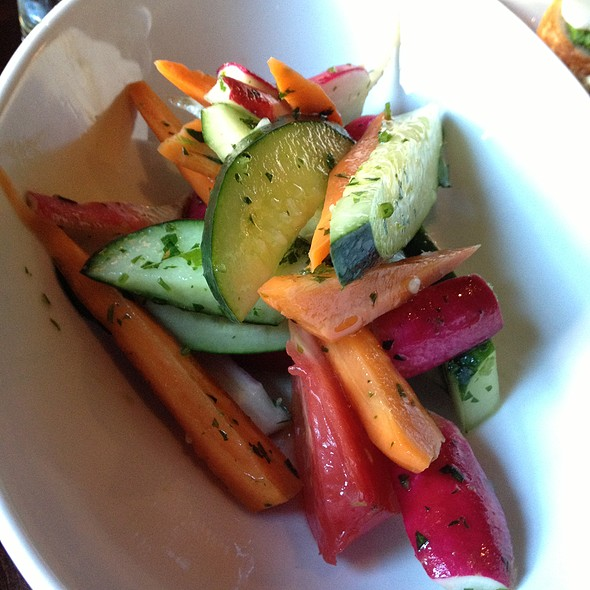 Marinated Veggies - Grove - Grand Rapids, Grand Rapids, MI