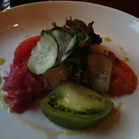 Heirloom Tomato Salad - Grove - Grand Rapids, Grand Rapids, MI