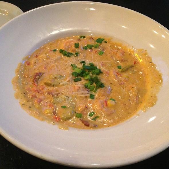 Shrimp and Grits - Hudson Grille - Midtown, Atlanta, GA