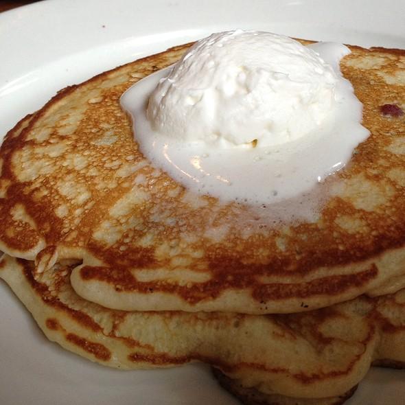 Blueberry Pancakes - Freemans, New York, NY