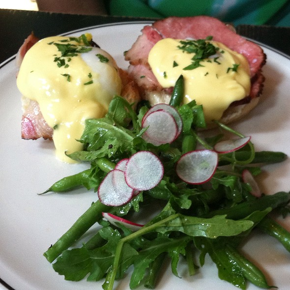 Eggs Benedict - Woodberry Kitchen, Baltimore, MD