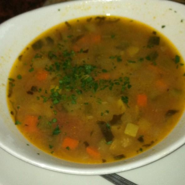Minestrone Soup - Trevi, Las Vegas, NV