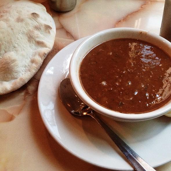 Harissa Soup - Bedouin Tent Restaurant Brooklyn NY & Bedouin Tent Restaurant - Brooklyn NY | OpenTable