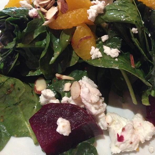 Beet & Citrus Salad - Faz Sunnyvale, Sunnyvale, CA