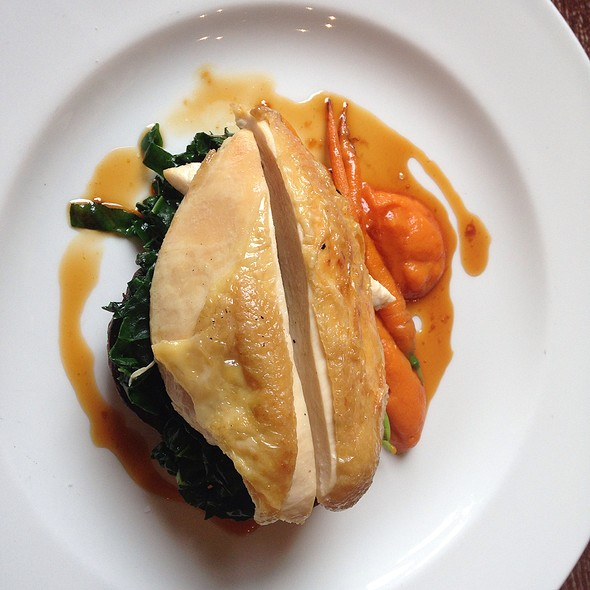Chicken Breast - The Albion, London