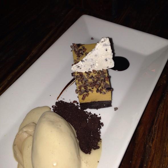 Smoked Chocolate Torte - Tinto, Philadelphia, PA