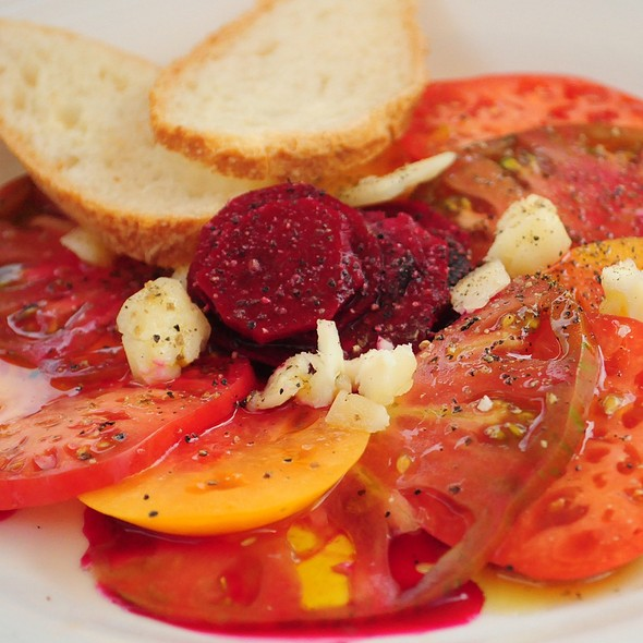 Heirloom Tomato And Beet Salad - Julian, Kansas City, MO