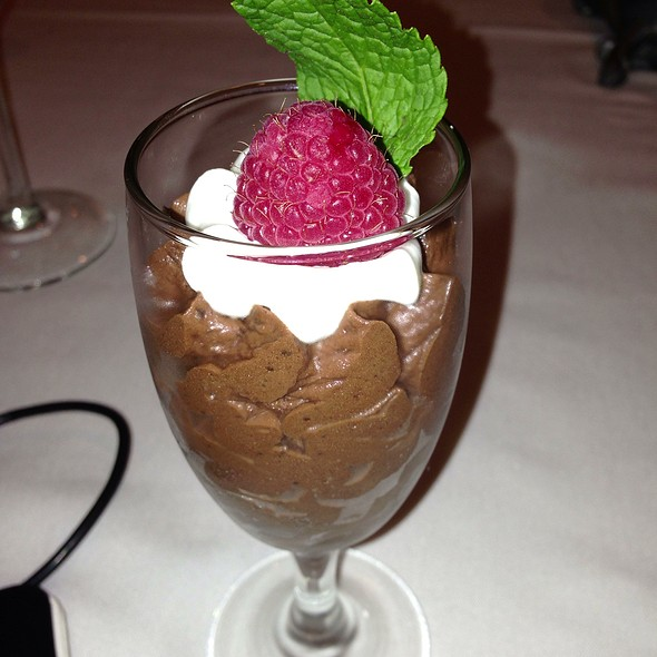 Chocolate Mousse - Morton's The Steakhouse - Dallas, Dallas, TX