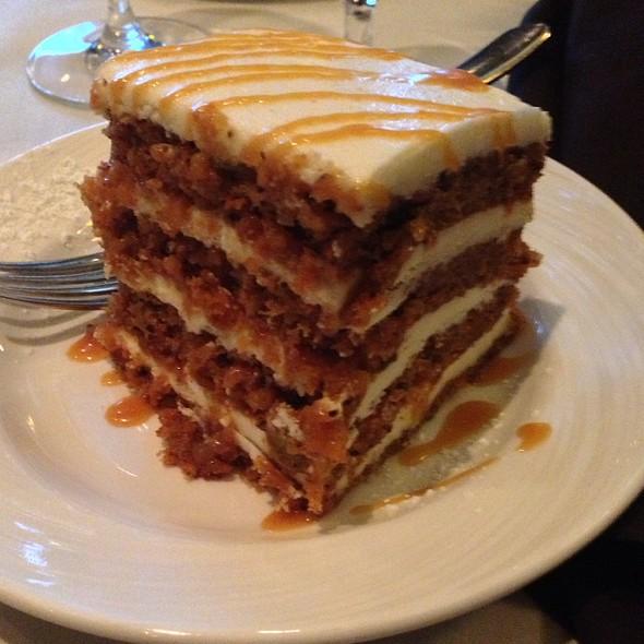 Carrot Cake - Eddie Merlot's - Cincinnati, Cincinnati, OH