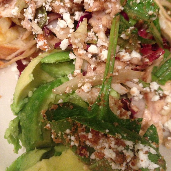 Cobb Salad - Elixor, Dollard-Des-Ormeaux, QC