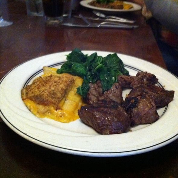 Steak Tips - Scollay Square, Boston, MA