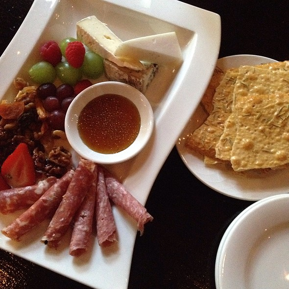 Assorted Cheese & Cold Cuts - Duane's Prime Steaks & Seafood Restaurant, Riverside, CA
